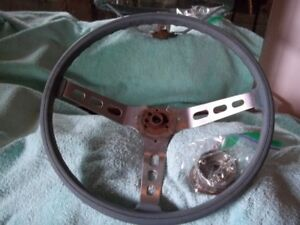 olds steering wheel