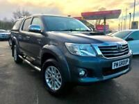 2013 Toyota Hi-Lux 3.0D-4D Invincible Double Cab Picup *1 Owner - Full History*
