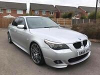 58 2009 BMW 520D MSPORT LCI EDTION £5595