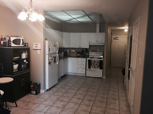 2 bedroom, 2 bathrrom aprtment located in the heart of downtown