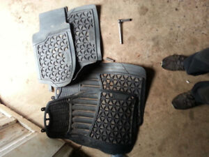 Michelin winter car mats