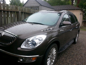 2008 buick enclave cxl safety & E-tested