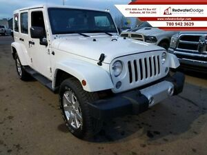 2014 Jeep Wrangler Unlimited SAHARA   - $197.36 B/W Edmonton Edmonton Area image 2