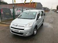 Citroen Berlingo 1.6HDi ( 90bhp ) Multispace 2010MY VTR HDI91