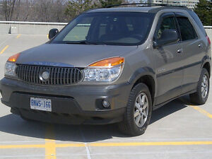 2002 Buick Rendezvous CX w/1SD Luxury Pkg SUV, Crossover