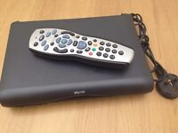 SKY BoxHD with remote for sale