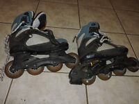 Womens roller blades..  size 6