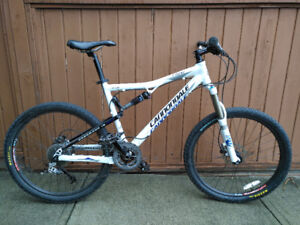 2009 Cannondale Rize 4 - All mountain/Enduro