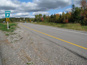 ~~.. 3.7 acre commercial lot ~&~  Hampton,nb home for sale..