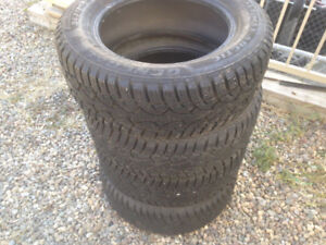 General winter 205/60R15 tires