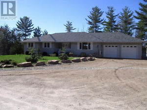 Lake Front Home on Beautiful Grindstone Lake - New Price