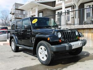 2012 Jeep Wrangler Unlimited  / 3.6L v6 / 4x4  / 6spd manual