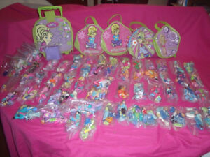 Huge Polly Pockets Lot Can meet in Halifax Dec. 4-5