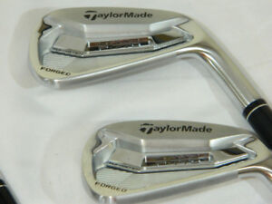 Brand New Taylormade P770 Forged Iron set 4-PW...RH