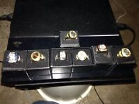 7 NHL Championship Rings ( Mint Condition).