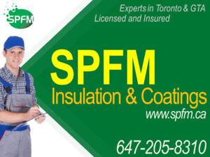 **Spray Foam Insulation Experts in GTA**
