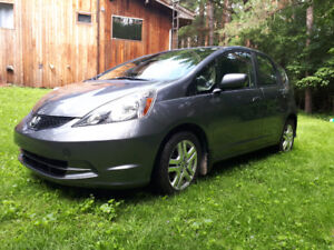 2014 Honda Fit sport!!! 51000 KM!!! Certified And E Tested