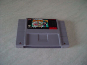 MARIO ALL-STAR du super nintendo tres propre et bonne condition