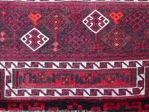 Antique Turkish Persian Middle East Tribal Oriental Rug London Ontario image 3