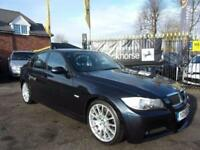 2008 BMW 3 SERIES 2.0 320d M Sport Edition 4dr