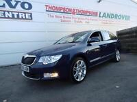 2010 Skoda Superb 2.0 TDI CR Elegance 4x4 5dr