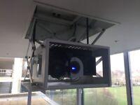 RUNCO VX-3000d high end Projector (14k) + Rainier lens (£10k) + Runco Vivix 3