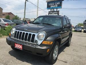 *LIMITED*LOADED*2006 Jeep Liberty Limited SUV