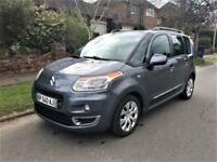 2010 Citroen C3 Picasso 1.4VTi 8v ( 95bhp ) ( Euro V ) Exclusive LHD ONLY 32K