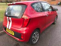 KIA PICANTO 1.0 CITY (2013 62 REG) + NEW SHAPE FACELIFT