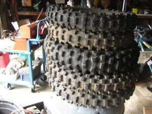 dirt bike tires   20.00 each