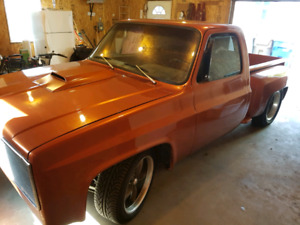 1986 Chevy Step Side