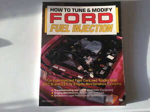 Tune & Modify Ford Fuel Injection Fox Body Mustang SHO 3.8 SC