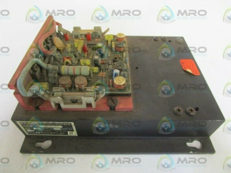 KB ELECTRONICS DC MOTOR SPEED CONTROL KBCC-125 *USED*
