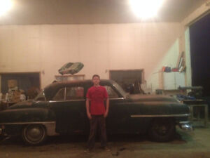 I need A 1951 Chrysler Windsor parts car!!!