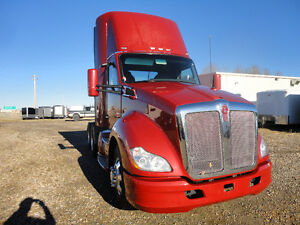 AUTOMATIC 2014 Kenworth T680