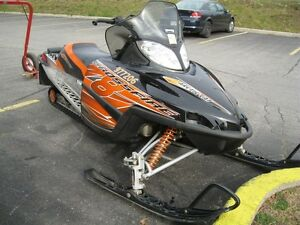 2008 Arctic Cat CrossFire 8 Sno Pro Kitchener / Waterloo Kitchener Area image 2
