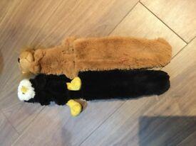 Children's animal scarfs