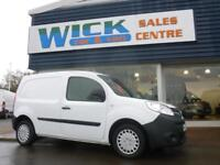 2013 Renault KANGOO ML19 DCI VAN *NEW MODEL* Manual Small Van