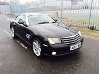 Chrysler Crossfire 3.2 / new MOT / Sports Car / Quick Sale £2000
