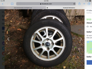 Volvo Tires And Rims
