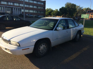 Buick Regal '96 Sedan. Cheap as chips as battery dying overnight