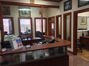 FULLY FURNISHED OFFICE IN HEARTLAND