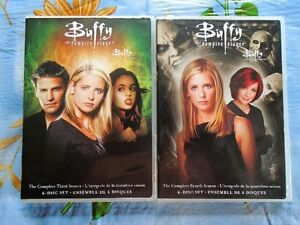 Buffy the vampire slayer all 7 seasons for 80 dollars used