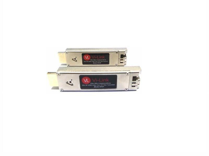 Mini 4K x 2K HDMI Video to Fiber Extender