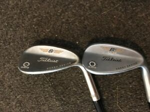 Vokey Titleist Wedges for sale50 & 56 degree