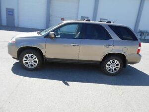 2004 Acura MDX AWD Auto 7 Passenger Great Condition