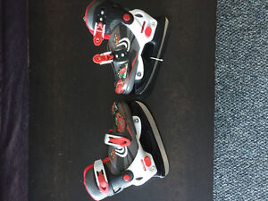 Brand new children's skates