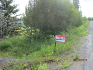One Acre Lot in Baxter's Corner for Sale