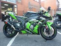 KAWASAKI ZX-10R ABS KRT 2018 only 1000 Miles