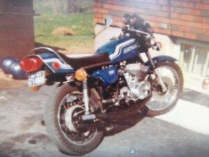 Wanted! Kawasaki H2 Triple